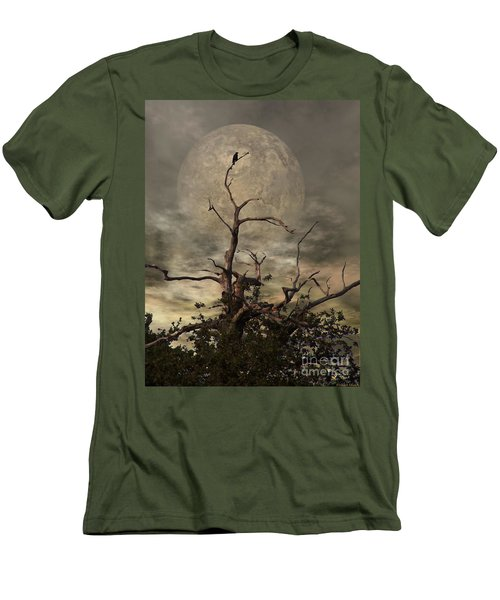 The Crow Tree Men's T-Shirt (Athletic Fit)