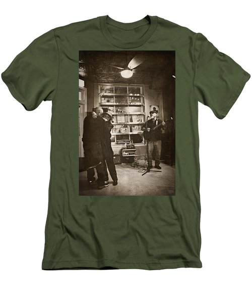 The Dance Men's T-Shirt (Slim Fit) by Jessica Brawley