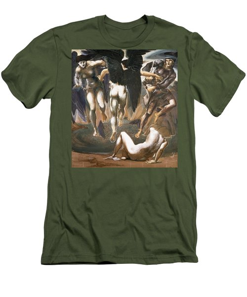 The Death Of Medusa II, 1882 Men's T-Shirt (Athletic Fit)