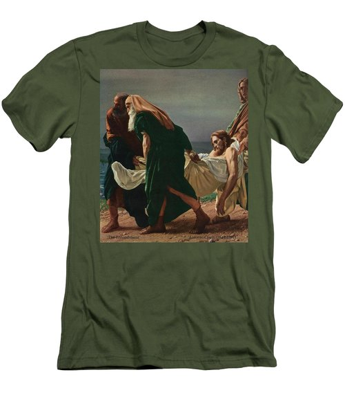 The Entombment Men's T-Shirt (Athletic Fit)