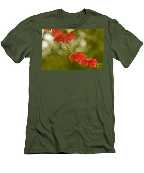 The Essence Of Autumn Men's T-Shirt (Athletic Fit)