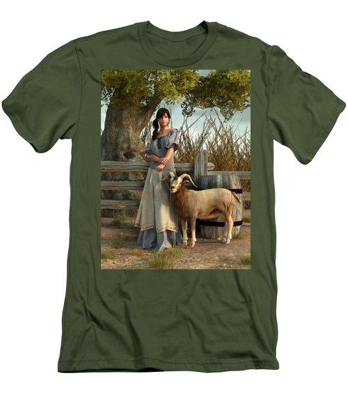 The Farmer's Daughter Men's T-Shirt (Athletic Fit)