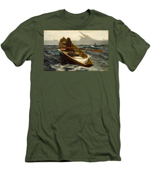 The Fog Warning Men's T-Shirt (Athletic Fit)
