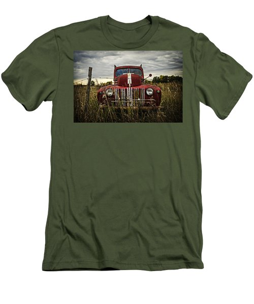 The Good Old Days Men's T-Shirt (Athletic Fit)