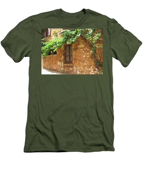 Men's T-Shirt (Slim Fit) featuring the photograph The Grapevine by Pema Hou