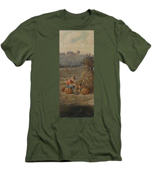 The Harvest Men's T-Shirt (Athletic Fit)