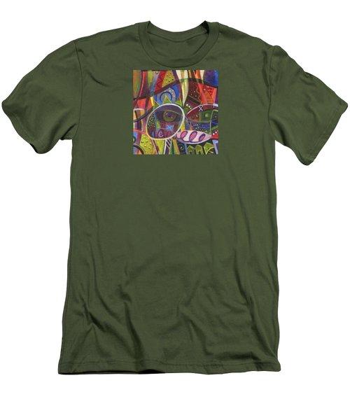 The Joy Of Design X Men's T-Shirt (Athletic Fit)