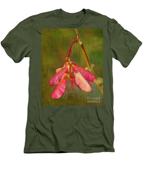 The Keys To Springtime Men's T-Shirt (Athletic Fit)