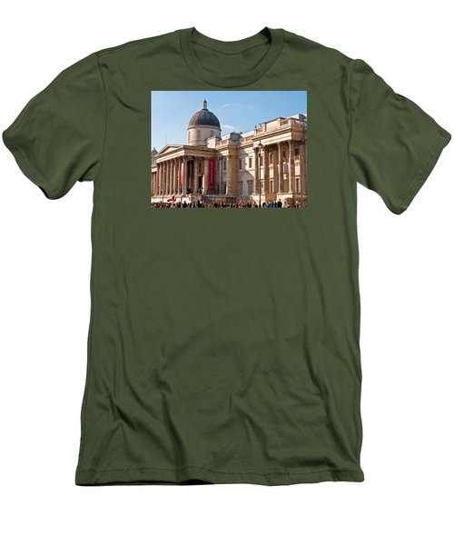 The National Gallery London Men's T-Shirt (Athletic Fit)