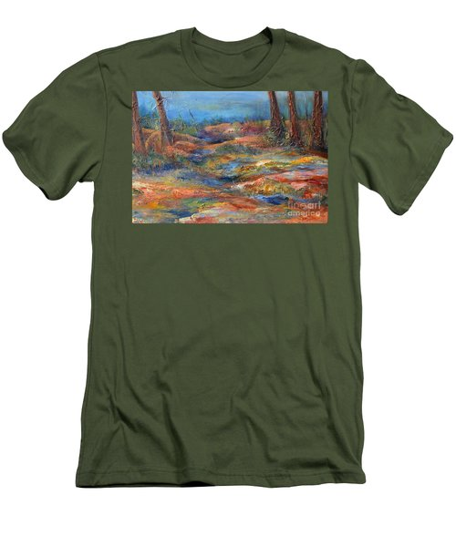 The Path 1 Men's T-Shirt (Athletic Fit)