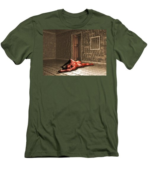 The Prisoner Men's T-Shirt (Athletic Fit)