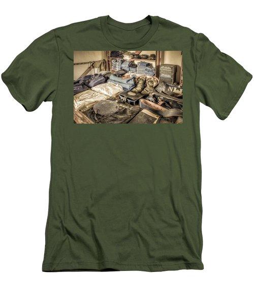 The Quatermaster Men's T-Shirt (Athletic Fit)