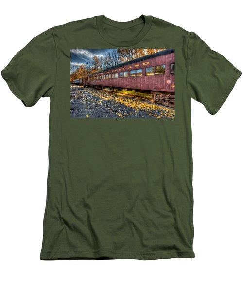 The Siding Men's T-Shirt (Athletic Fit)