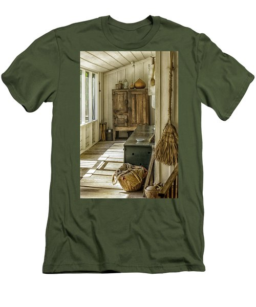 The Sun Room Men's T-Shirt (Slim Fit) by Lynn Palmer