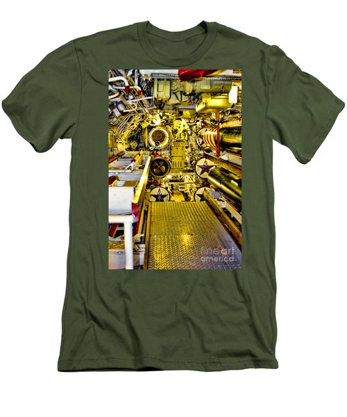 The Torpedo Bay Men's T-Shirt (Athletic Fit)