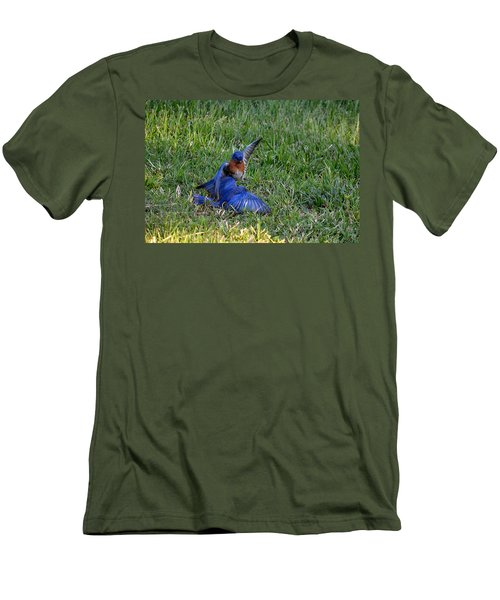 The Victor Men's T-Shirt (Athletic Fit)