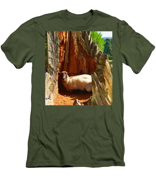 This Is My Spot Men's T-Shirt (Athletic Fit)