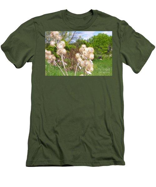 Thistle Me This Men's T-Shirt (Athletic Fit)