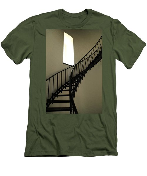 To The Light Men's T-Shirt (Athletic Fit)