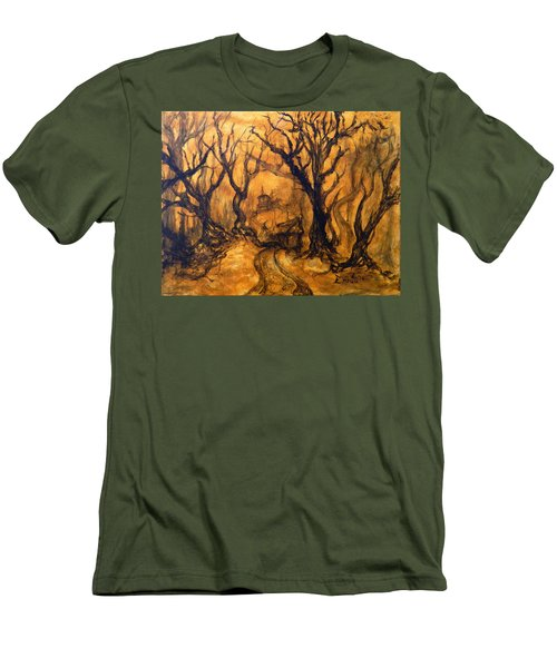 Toad Hollow Men's T-Shirt (Slim Fit) by Christophe Ennis