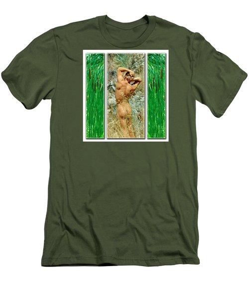 Tom D. 7--2 Men's T-Shirt (Athletic Fit)
