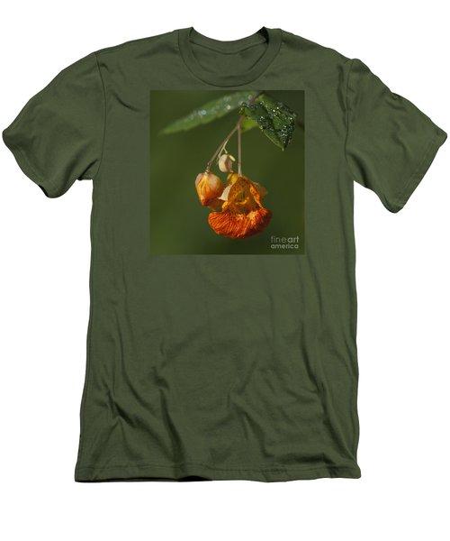 Touch Me Not.. Men's T-Shirt (Athletic Fit)