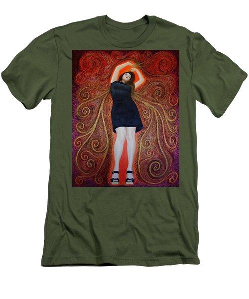 Trance Men's T-Shirt (Athletic Fit)