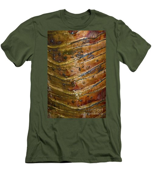 Tree Pattern II Men's T-Shirt (Athletic Fit)