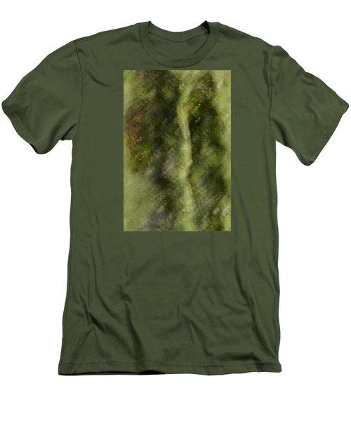 Tree Man Men's T-Shirt (Slim Fit) by Nadalyn Larsen
