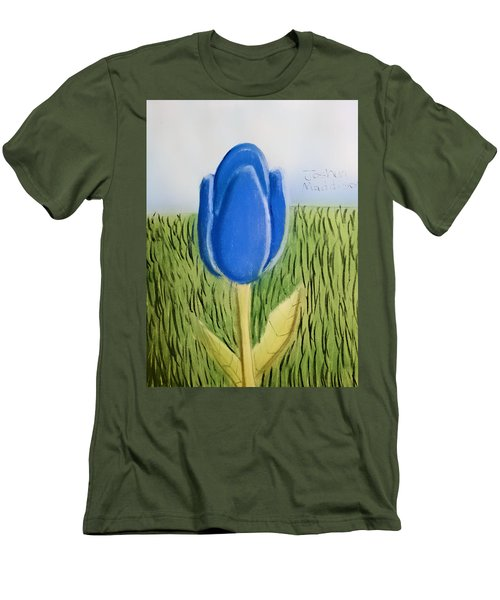 Tulip Men's T-Shirt (Slim Fit)