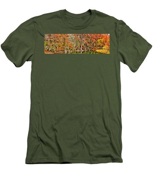 Ultimate Cypress Panoramic Men's T-Shirt (Athletic Fit)