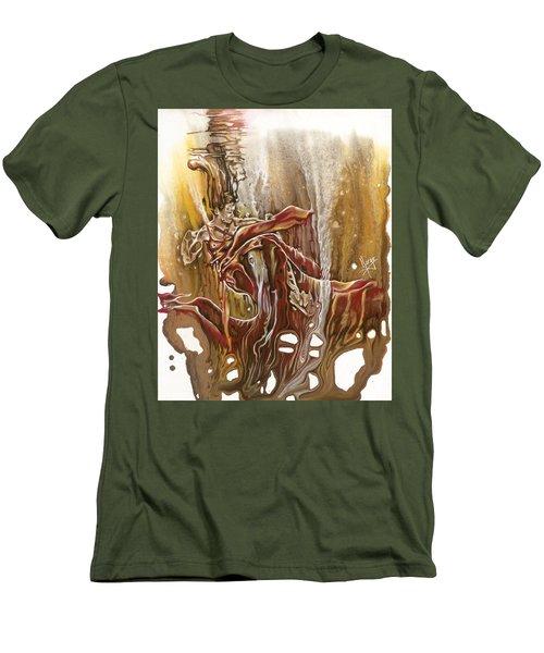 Undertake Men's T-Shirt (Athletic Fit)