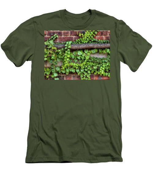Up Over And Under Men's T-Shirt (Athletic Fit)