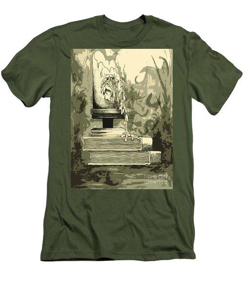 Bougie Men's T-Shirt (Athletic Fit)