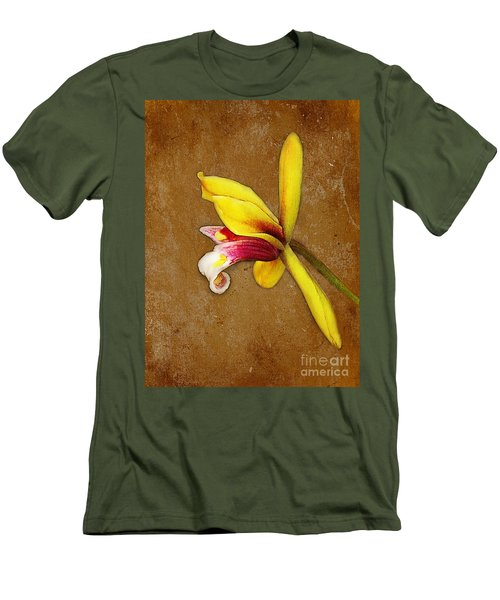 Vintage Orchid Men's T-Shirt (Athletic Fit)