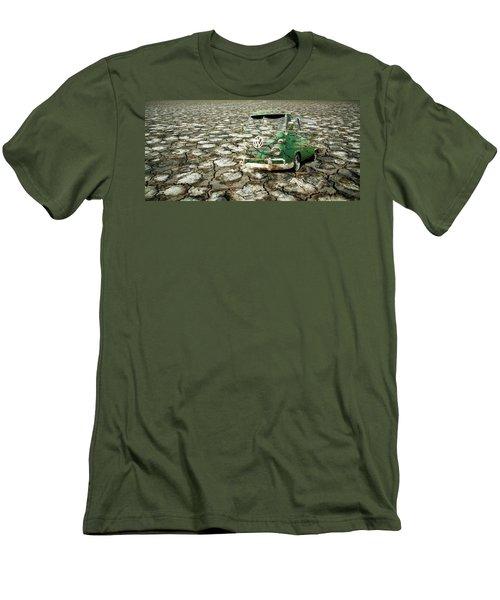 Vw Micro Mirage Men's T-Shirt (Slim Fit) by Steve McKinzie