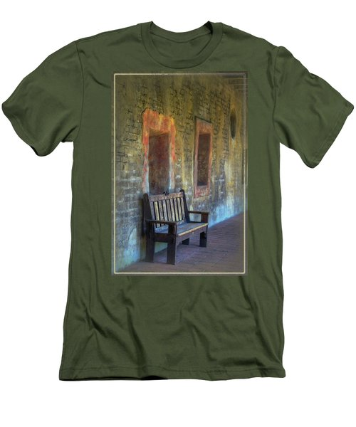 Waiting Men's T-Shirt (Slim Fit) by Joan Carroll