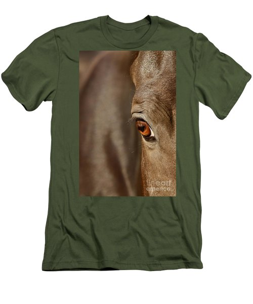 Watchful Men's T-Shirt (Slim Fit) by Michelle Twohig
