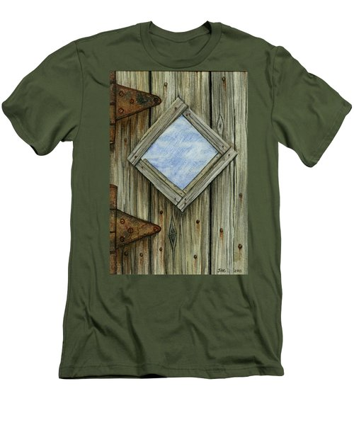 Weathered #2 Men's T-Shirt (Athletic Fit)