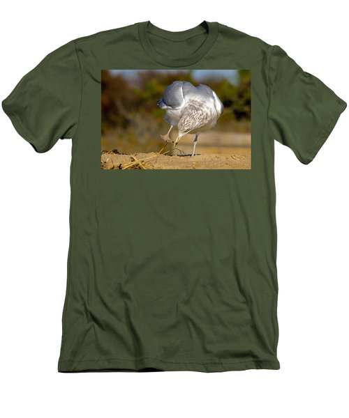 What Did I Just Step In? Men's T-Shirt (Athletic Fit)