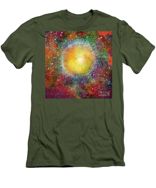 What Kind Of Sun Viii Men's T-Shirt (Slim Fit) by Carol Jacobs