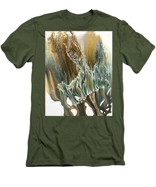 Whisper Men's T-Shirt (Athletic Fit)