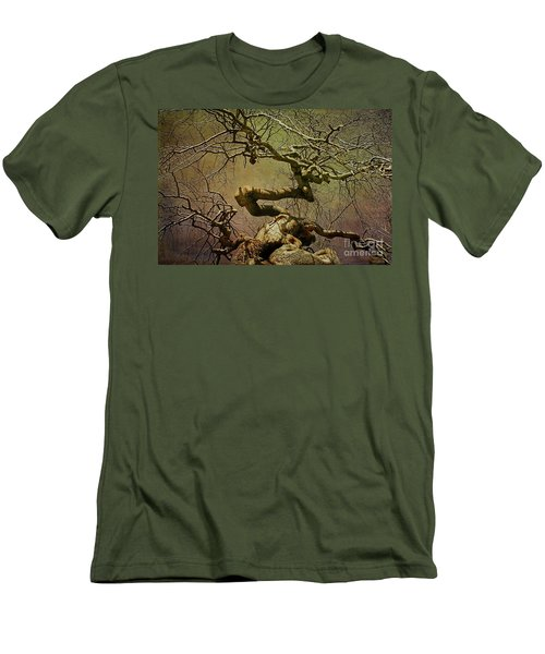 Wicked Tree Men's T-Shirt (Athletic Fit)