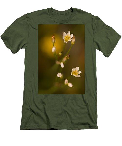 Wild Garlic Men's T-Shirt (Athletic Fit)