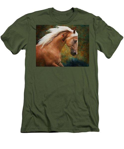 Wind Chaser Men's T-Shirt (Slim Fit) by Melinda Hughes-Berland