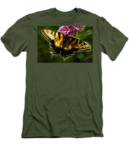 Winged Beauty Men's T-Shirt (Slim Fit)