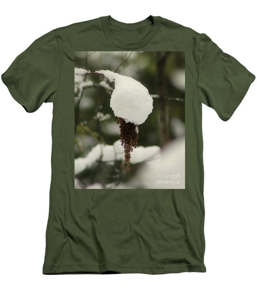 Winter's Cap Men's T-Shirt (Athletic Fit)