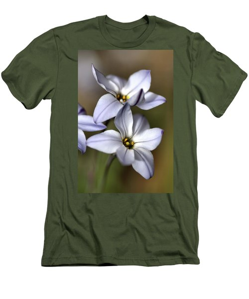 Men's T-Shirt (Slim Fit) featuring the photograph With Company by Joy Watson