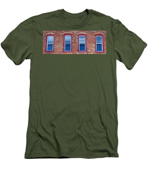 Ybor City 2013 8 Men's T-Shirt (Athletic Fit)