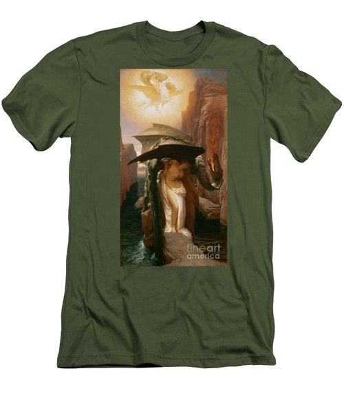 Perseus And Andromeda Men's T-Shirt (Athletic Fit)